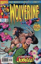 Wolverine (1988) -117- A divine image
