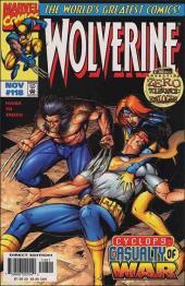 Wolverine (1988) -118- Into light