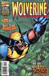 Wolverine (1988) -125- Logan's run