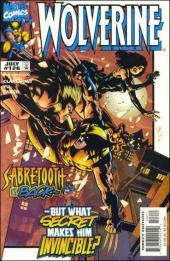 Wolverine (1988) -126- Blood wedding
