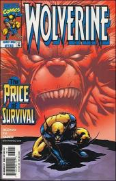 Wolverine (1988) -130- Survival of the Fittest part 2: ...to Survive