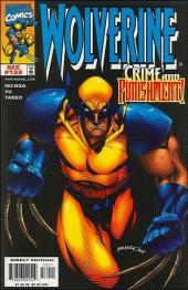 Wolverine (1988) -132- A rage in the cage