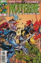 Wolverine (1988) -137- Countdown to destruction