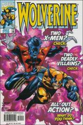 Wolverine (1988) -140- Vengeance