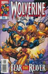 Wolverine (1988) -141- Broken dreams