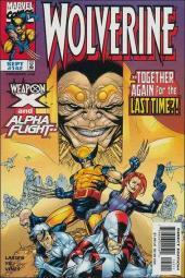 Wolverine (1988) -142- Reunion
