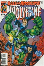 Wolverine (1988) -148- Same as it never was