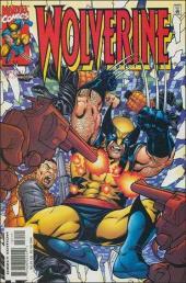 Wolverine (1988) -151- Blood debt part 2