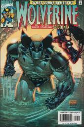 Wolverine (1988) -156- Going underground