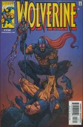 Wolverine (1988) -158- Manhunt