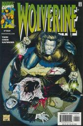 Wolverine (1988) -162- The hunted part 1