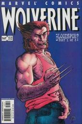 Wolverine (1988) -167- Blood sport part 1