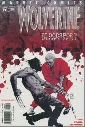 Wolverine (1988) -168- Blood sport part 2