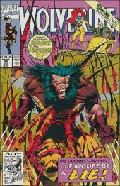 Wolverine (1988) -49- Dreams of gore : phase two
