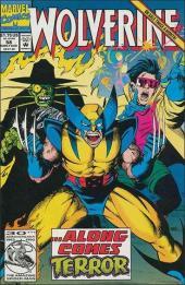 Wolverine (1988) -58- Monkey wrenching !