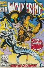 Wolverine (1988) -60- Counting coup