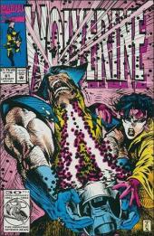 Wolverine (1988) -61- Nightmare quest !