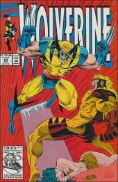Wolverine (1988) -64- What Goes Around...