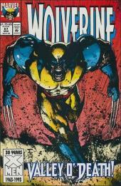 Wolverine (1988) -67- Valley o' death