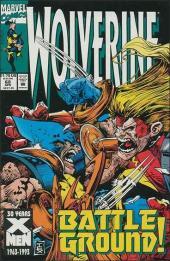 Wolverine (1988) -68- Epsilon red