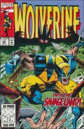 Wolverine (1988) -69- Induction in the savage land