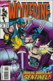 Wolverine (1988) -72- Sleeping Giant