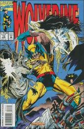 Wolverine (1988) -73- The formicary mound !