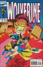 Wolverine (1988) -74- Jubilee's revenge