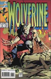 Wolverine (1988) -77- The lady strikes