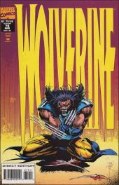 Wolverine (1988) -79- Cyber ! Cyber ! Burning bright !