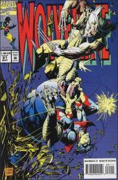 Wolverine (1988) -81- Storm warning !