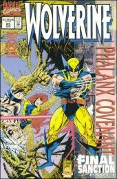 Wolverine (1988) -85- Final sanction part 1
