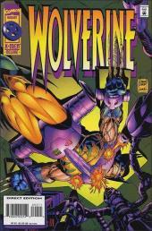 Wolverine (1988) -92- A northern exposure