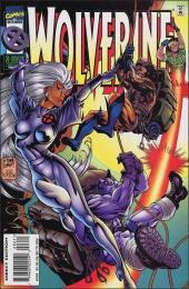 Wolverine (1988) -96- Campfire tales