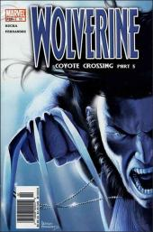 Wolverine (2003) -11- Coyotte crossing part 5