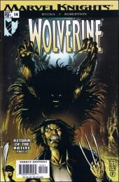 Wolverine (2003) -14- Return of the native part 2
