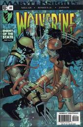 Wolverine (2003) -21- Enemy of the state part 2