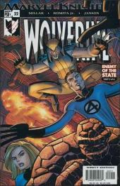 Wolverine (2003) -22- Enemy of the state part 3