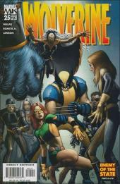 Wolverine (2003) -25- Enemy of the state part 6