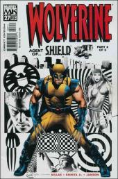 Wolverine (2003) -27- Agent of s.h.i.e.l.d. part 2