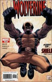 Wolverine (2003) -29- Agent of s.h.i.e.l.d. part 4
