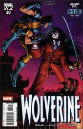 Wolverine (2003) -30- Agent of s.h.i.e.l.d. part 5