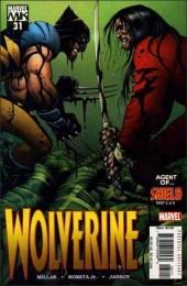 Wolverine (2003) -31- Agent of s.h.i.e.l.d. part 6