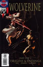 Wolverine (2003) -37- Origins & endings part 2