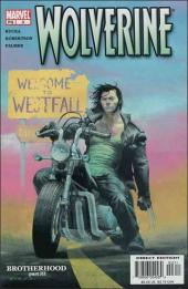 Wolverine (2003) -3- Brotherhood part 3