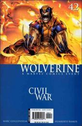 Wolverine (2003) -42- Vendetta