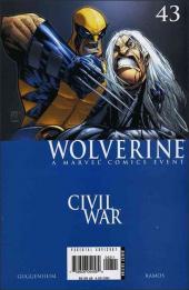 Wolverine (2003) -43- Revenge