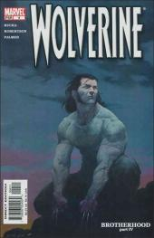 Wolverine (2003) -4- Brotherhood part 4