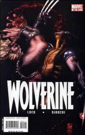 Wolverine (2003) -52- Evolution part 3 : blood on the wind