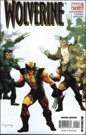 Wolverine (2003) -59- Logan dies part 3 : curaetar